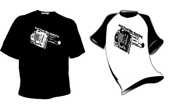 Primeras camisetas